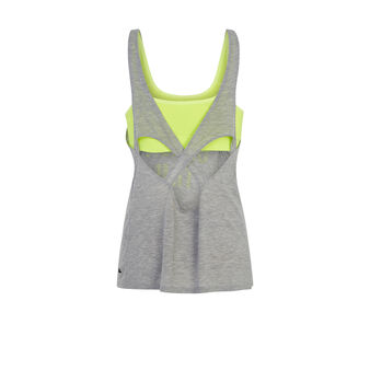 Crunchiz grey athletic top grey.