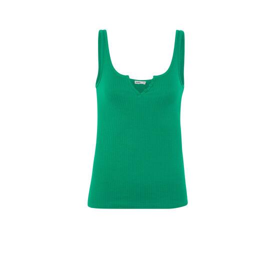 Newdebidiz emerald green top;