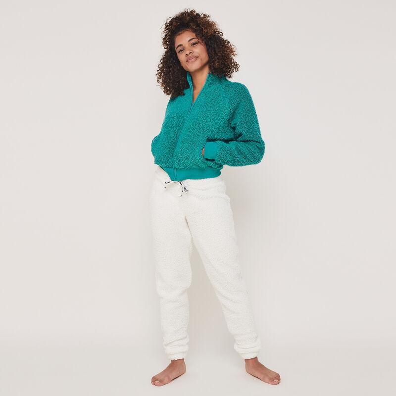 Sherpaliz zip fleece jacket;