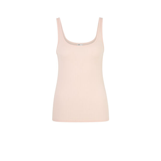 Debidiz pale pink top;