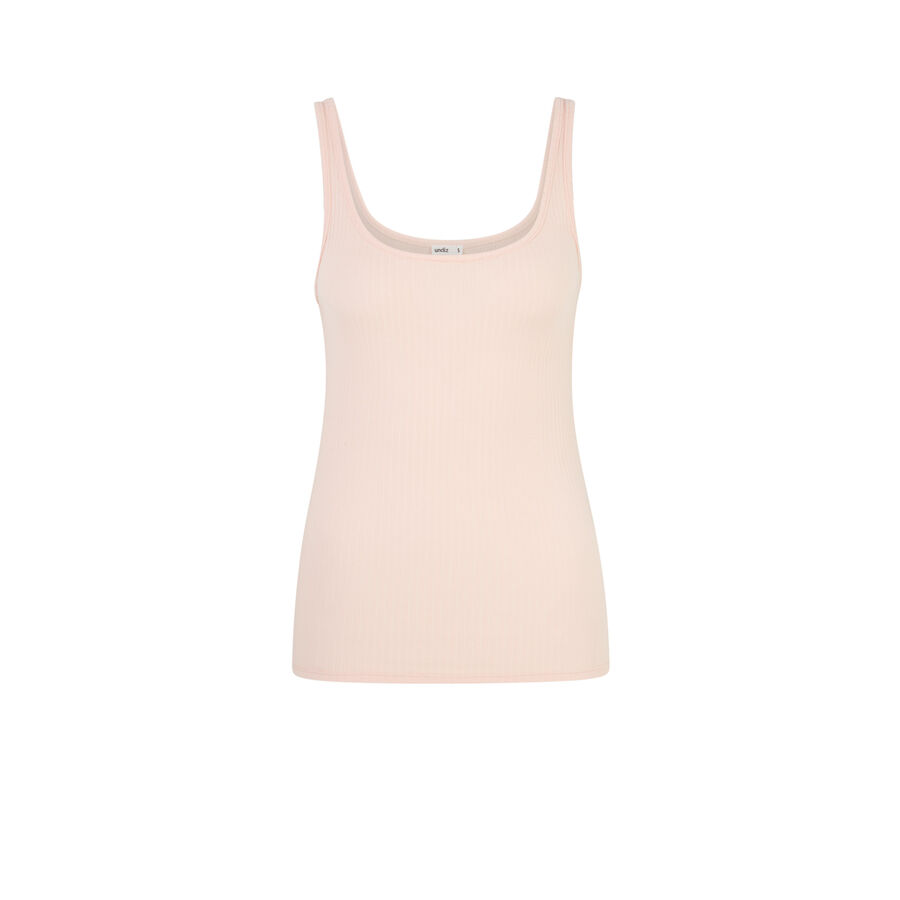 Debidiz pale pink top;