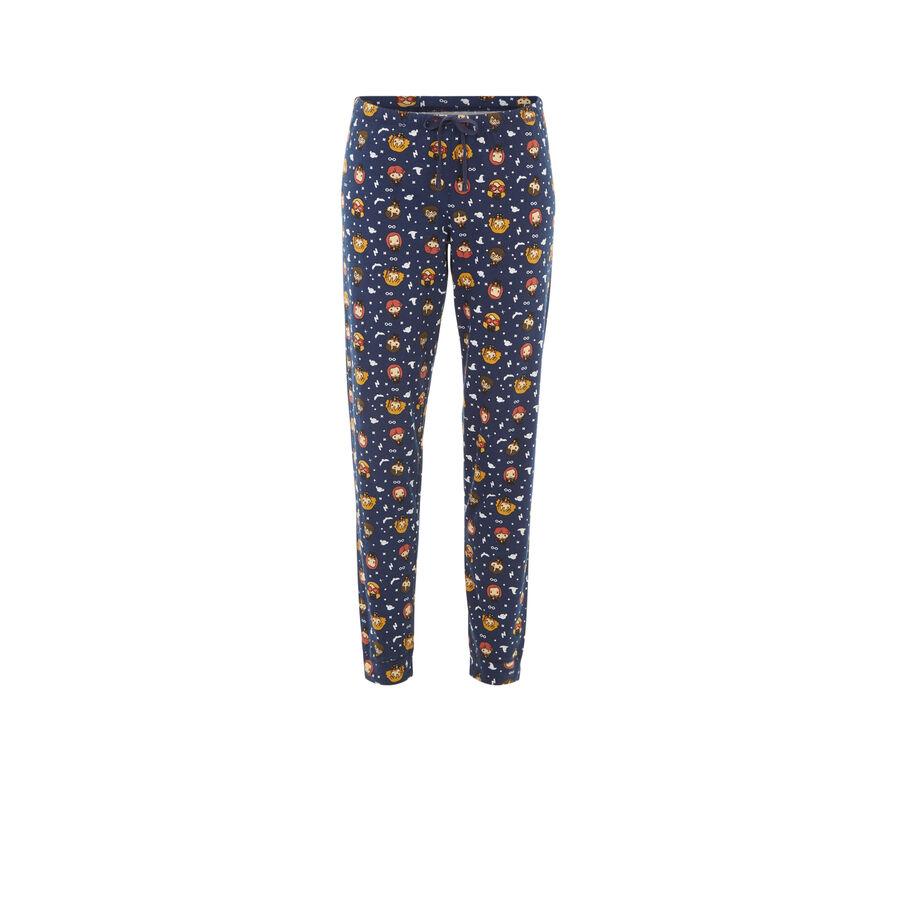 Синие брюки hachibiz;