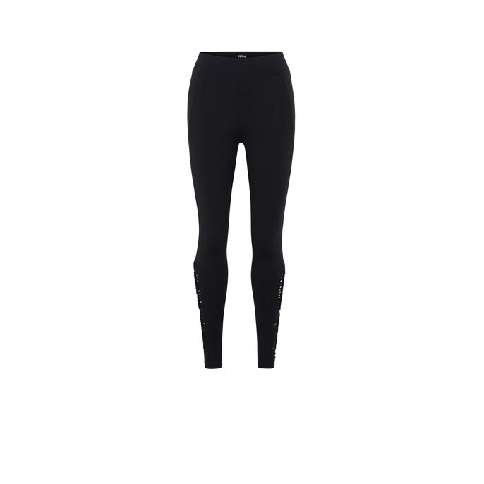 Afropunkiz black leggings black.