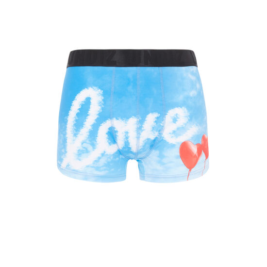 Bocandiz blue boxer brief;