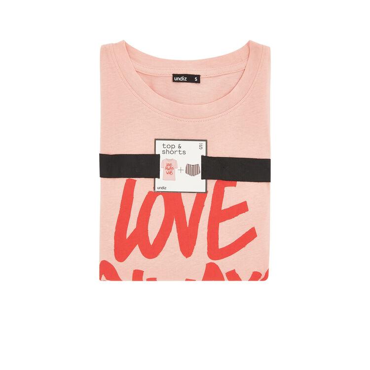 Lovewiniz pink set;
