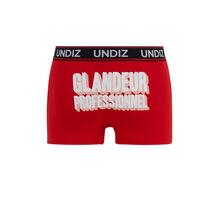 Glandeurprofiz red boxers red.