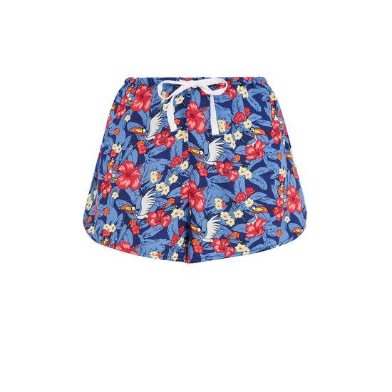 Blaue Shorts Zazouiz;