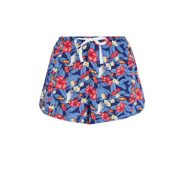 Zazouiz blue shorts;