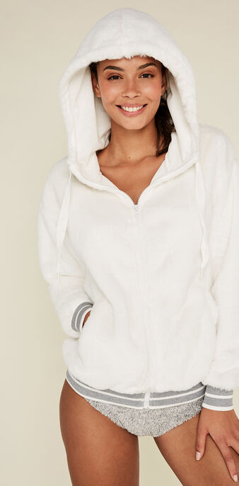 Toupoiliz off-white hoodie white.