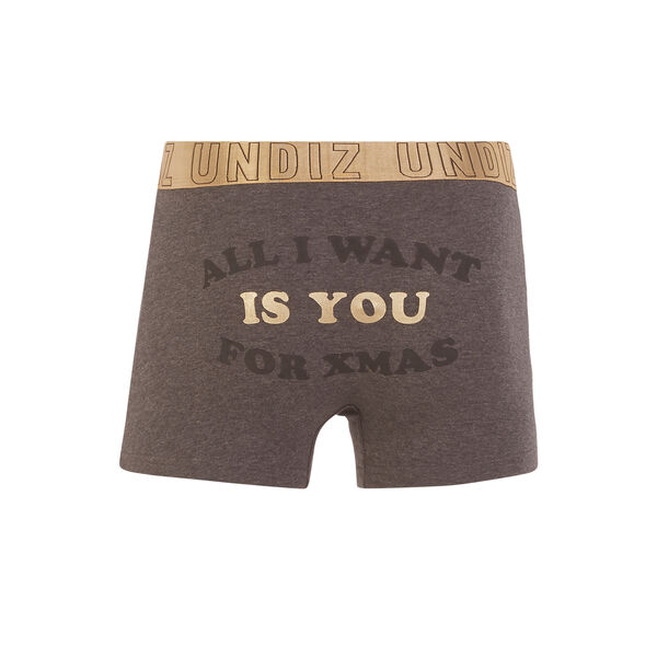 Wantiz dark grey boxer shorts;${refinementColor}