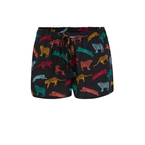 Pomfloriz black shorts;