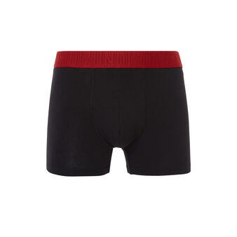 Grocadiz 3 black boxer shorts black.
