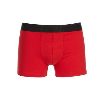 Milmiliz red boxer shorts red.