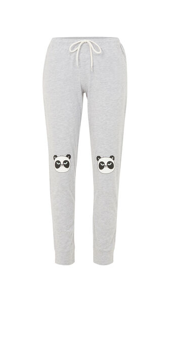 Gray pandapiliz pants grey.