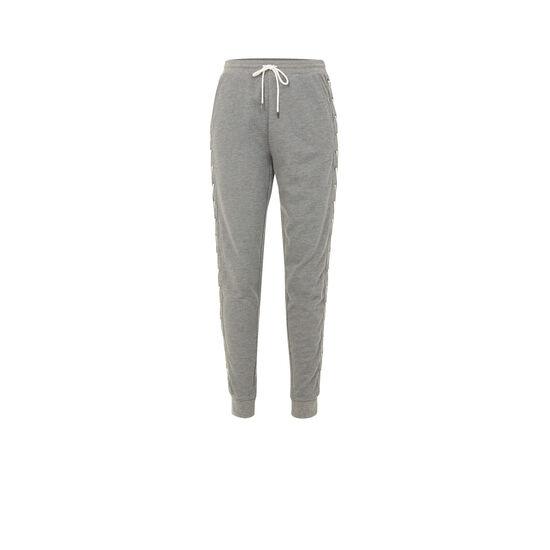 Girlgiz grey jogging bottoms;