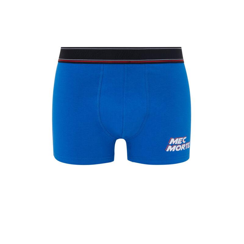 Madperfectiz royal blue boxers;