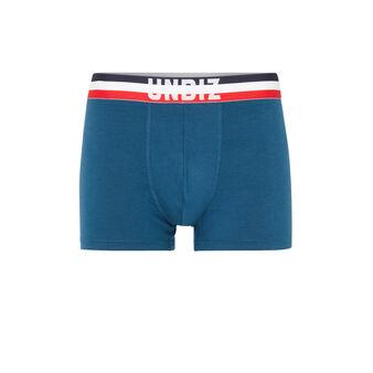 Blaue boxershorts atempliz blue.