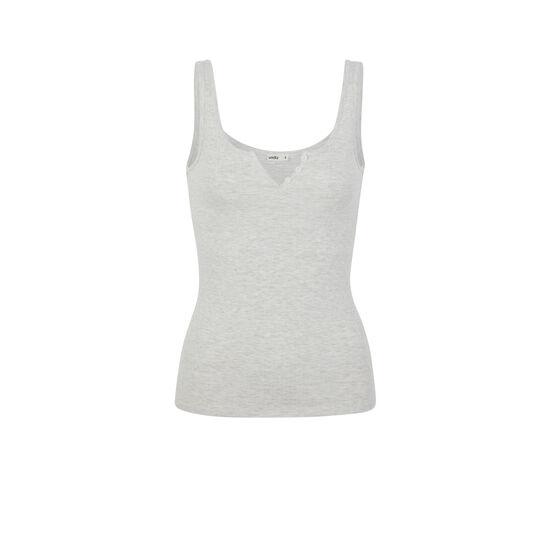 Newdebidiz light grey top;