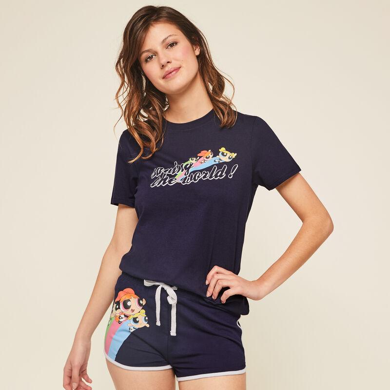 Mexinaniz navy blue shorts;
