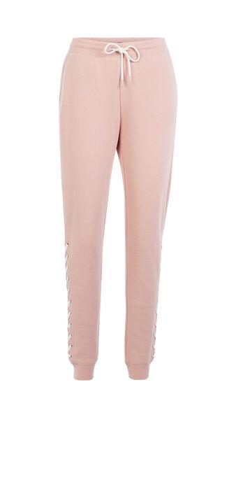 Pantalon vieux rose colaciz  pink.