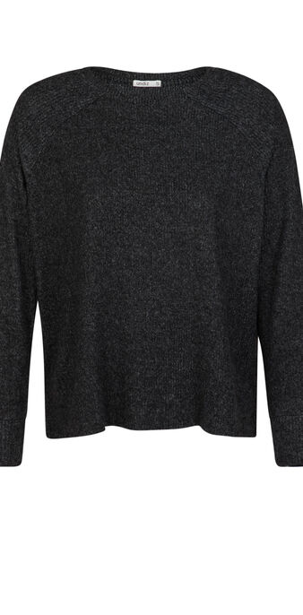 Black paniliz sweater black.