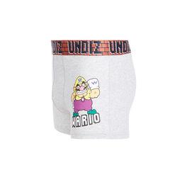 Playwariz grey boxer shorts grey.