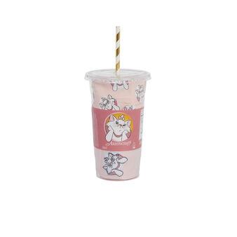 Mangeriz women's pink cup set pink.