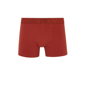 Oreliz red boxer shorts red.