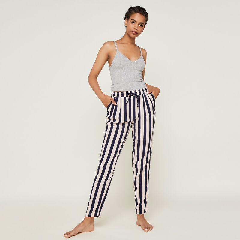 Spodnie w paski fleurchiniz;
