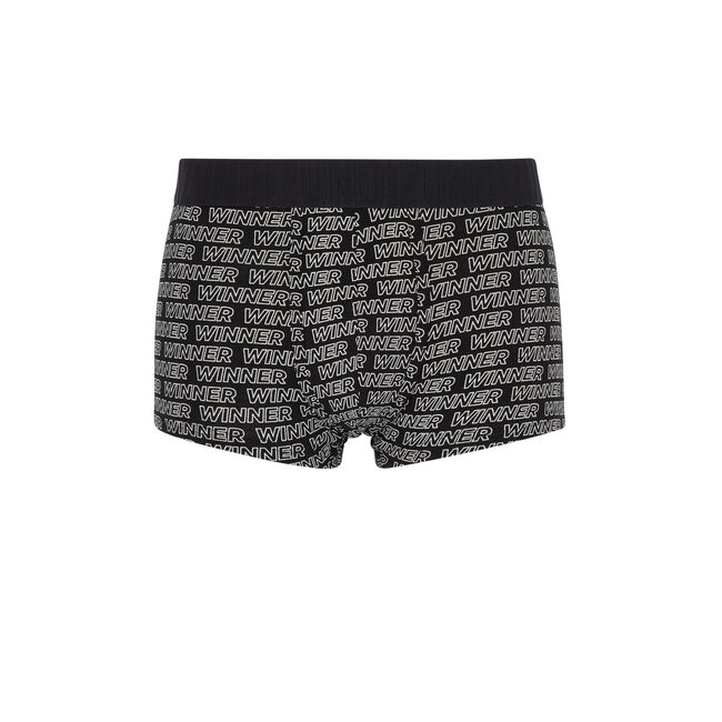 Momotiz black boxers;