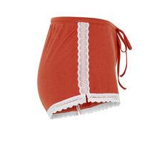 Sidevitamiz brick red shorts red.