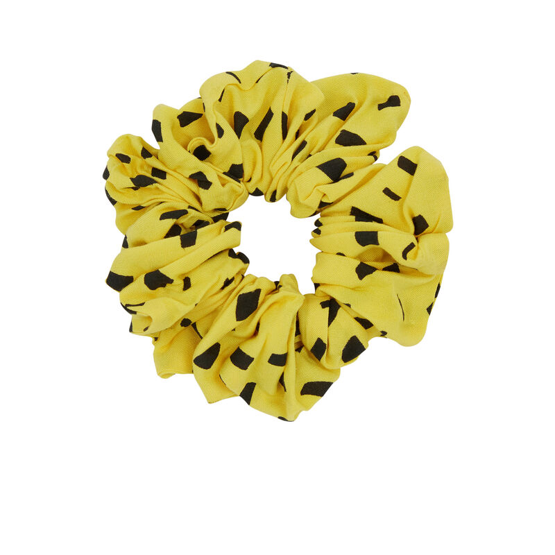 Ozdobna gumka z Marsupilami — kolor żółty;