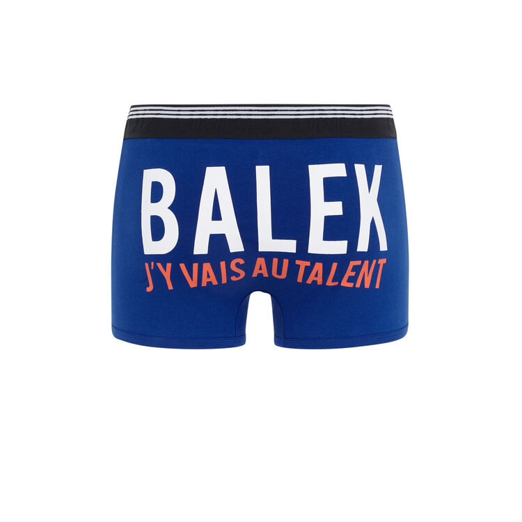 Greataperiz blue boxers;