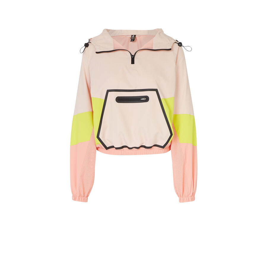 Розовая куртка jacketiz;