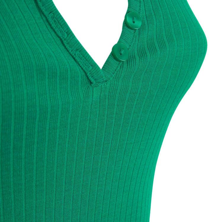 Изумрудно-зеленый топ newdebidiz;