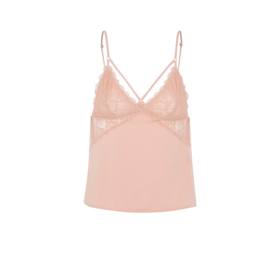 Finiz pink top;