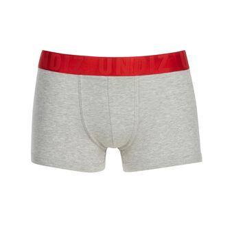 Yangiz3 light grey boxer shorts grey.