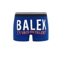 Greataperiz blue boxers blue.