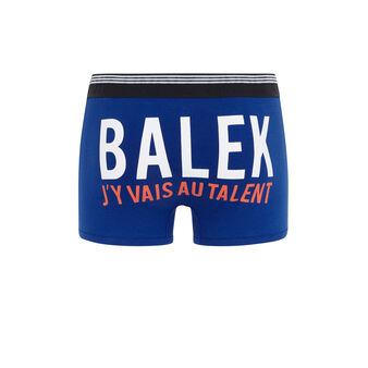 Niebieskie bokserki greataperiz blue.