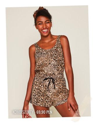 combinaison leopard undiz